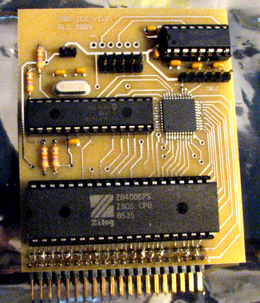 Z80 ICE by Tauntek