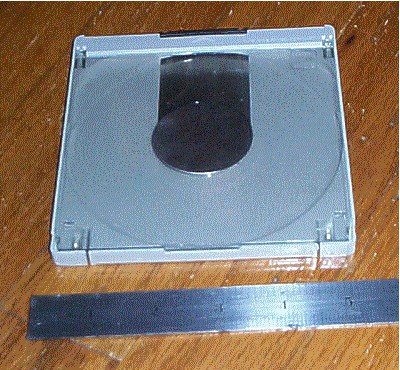 caddies CD caddy CD cartridge for old CD drives Used