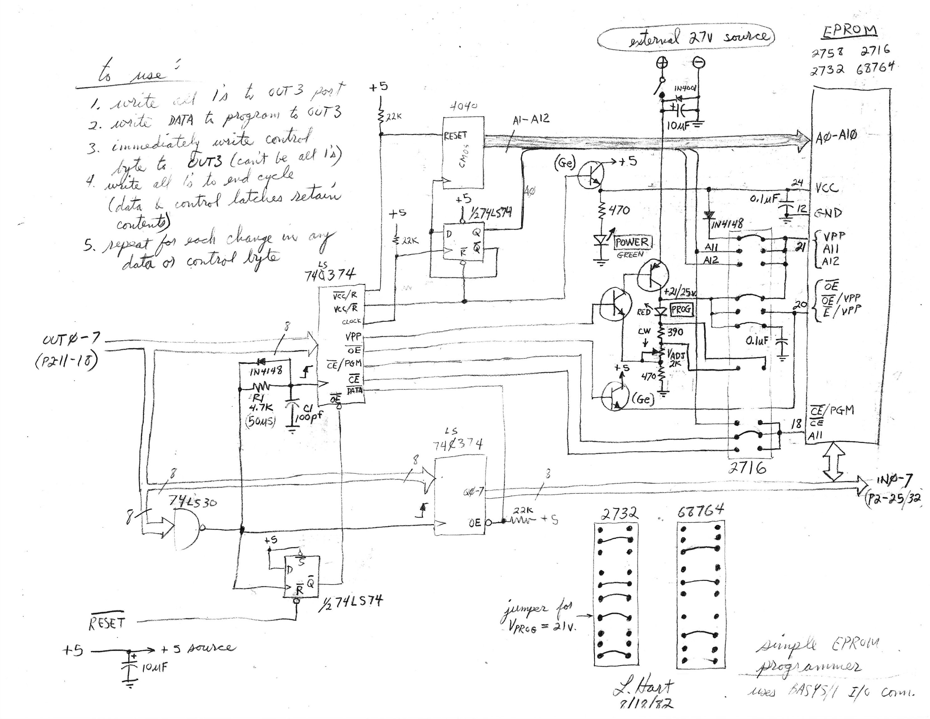 basys prom programmers rh retrotechnology com Wiring Diagram Symbols Residential Electrical Wiring Diagrams