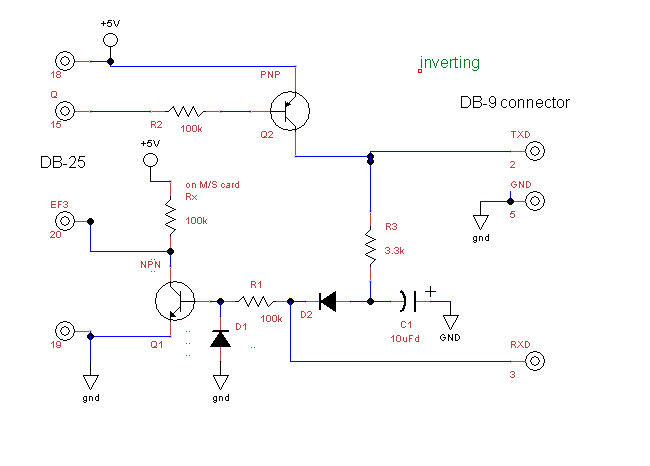 serial interface for pre rev g 1802 membership card rh retrotechnology com